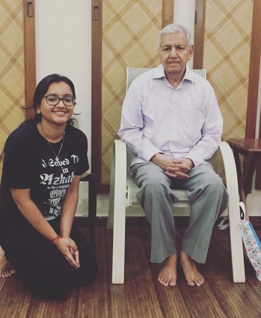 Meet Shruthi Shankar Kumar – Founder of Abhyasa, A Yogashala in Chennai!